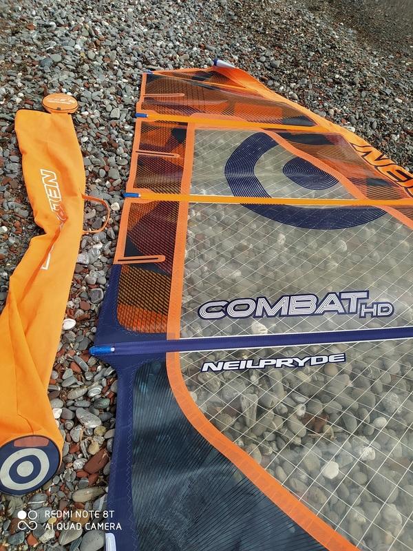 Neil Pryde - COMBAT HD