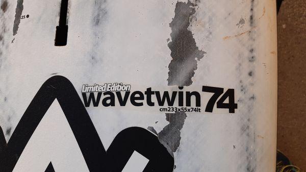 Rrd - Twinser wave