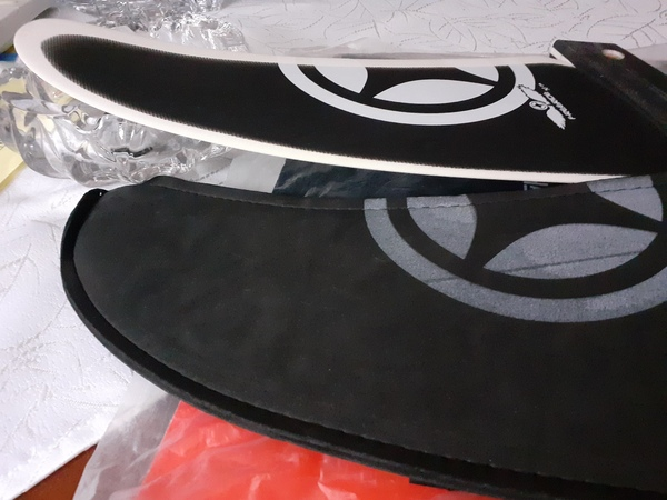 altra - Unifiber  Pinna freeride/slalom 30 tuttle