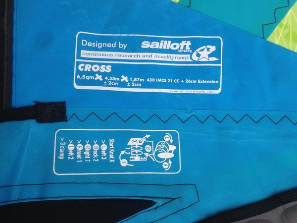 Sailloft Hamburg - Cross 6.5