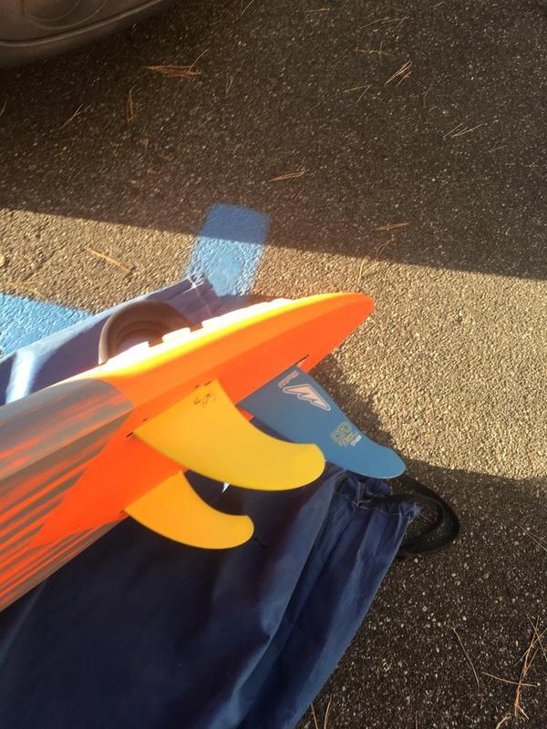 Simmer Style - FSW Helix 115 thruster (three fins)