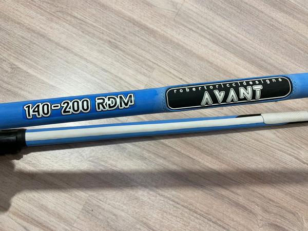 Rrd - Boma Avant RDM 140/200 Usato Ottime condizioni *SPEDIZIONE GRATUITA IN ITALIA*
