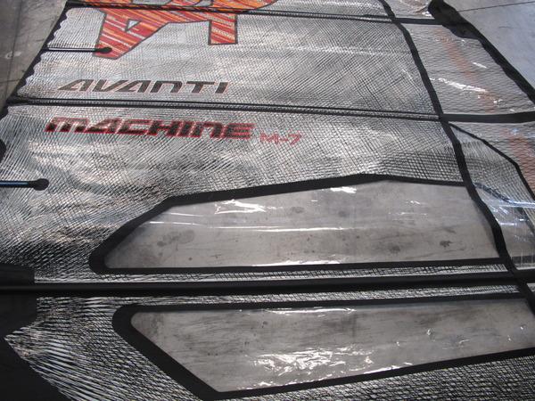 Avanti Sails - Machine M-7 8.4m