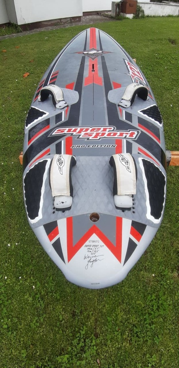 Jp - Supersport 127 pro
