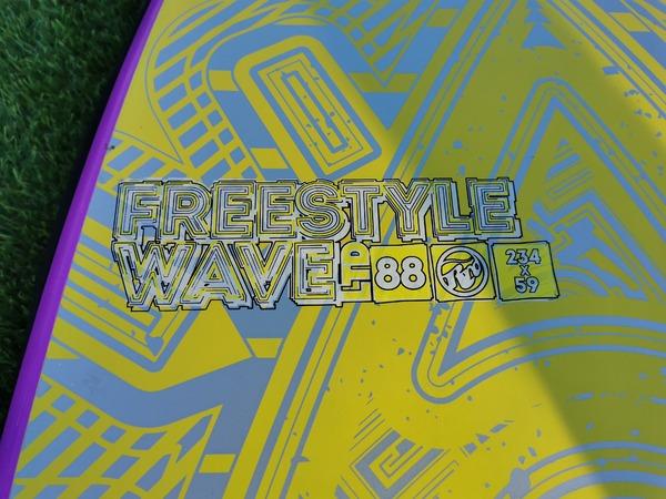 Rrd - Freestyle Wave V3 88lt