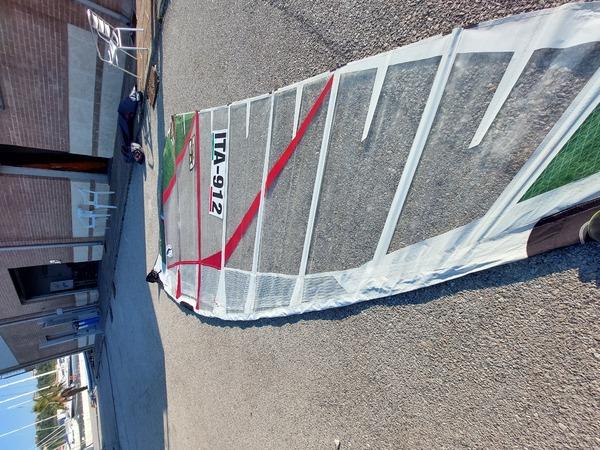 Challenger Sails - Aero+ 8.6