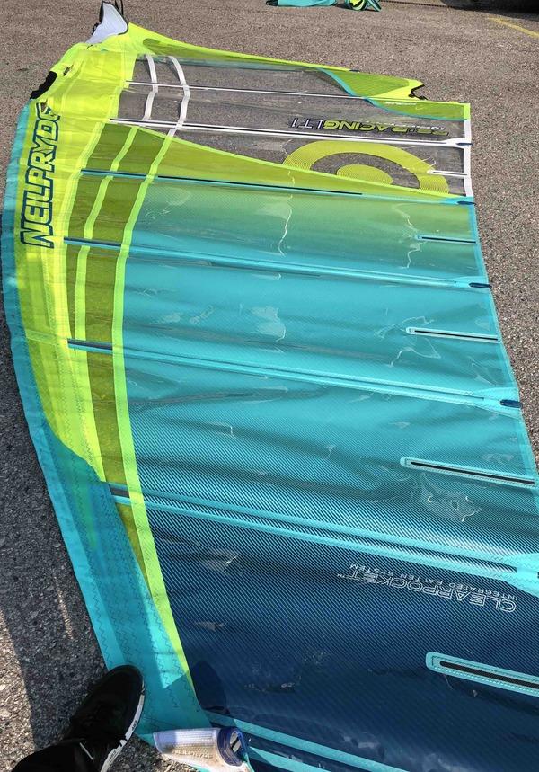 Neil Pryde -  RS racing 8.6