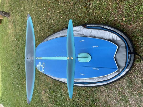 Starboard - Hypernut 7'4 four in one