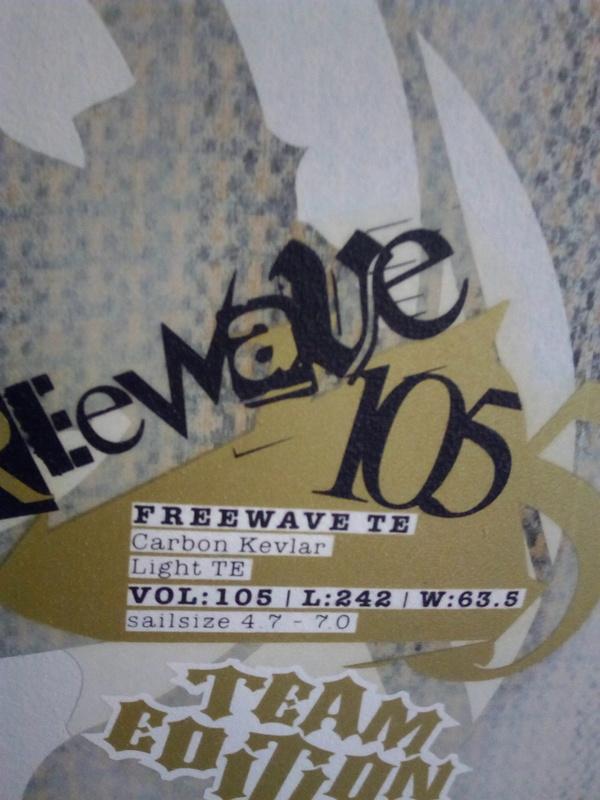 Fanatic - Freewave 105 team edition