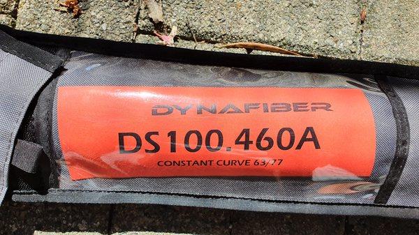 altra - Dynafiber carbone 100