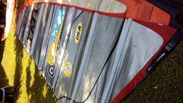 Neil Pryde - RS 4 Racing Slalom 6.2