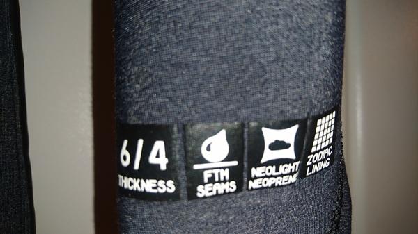Pro Limit - Mercury 6/4 Front zip