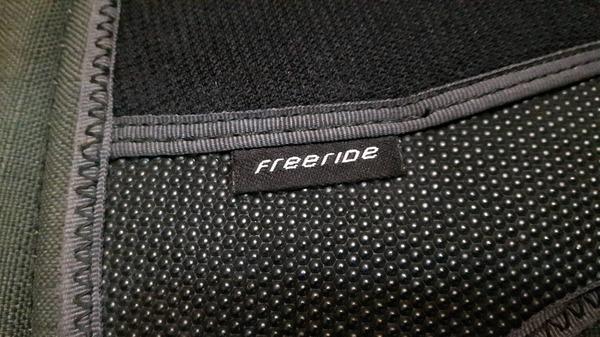 Neil Pryde - freeride seat