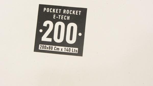 Rrd - Pocket Rocket E-Tech 140 Lt Demo *SPEDIZIONE GRATUITA IN ITALIA*