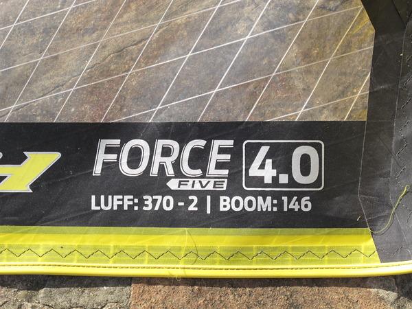 Naish - force five 4.0