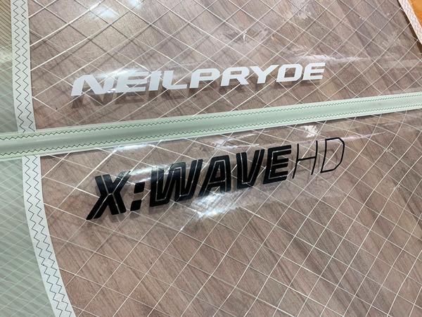 Neil Pryde - X Wave HD 5.0 2019 Expo *SPEDIZIONE GRATUITA IN ITALIA*