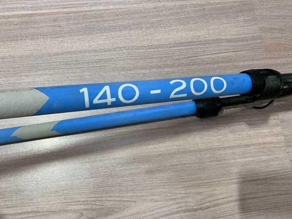 Avanti Sails - Boma Carbon Alto Modulo 140/200 Usato Ottime condizioni *SPEDIZIONE GRATUITA IN ITALIA*