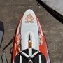 Starboard  Evil Twin Carbon Wood 74
