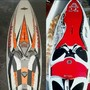 altra  Starboard acid 86 e naish global wave 70 Acid a global wave