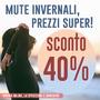 altra   Mute invernali uomo/donna in super offerta/Migliori marche! *SPEDIZIONE GRATUITA IN ITALIA*