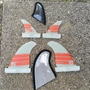 Mfc Maui Fins  set quad QS 250 G10